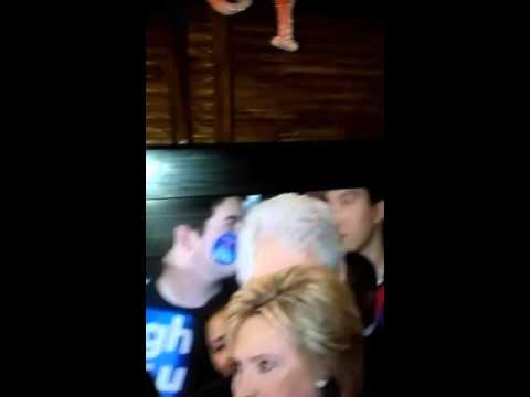 2016 Hillary clinton election blooper