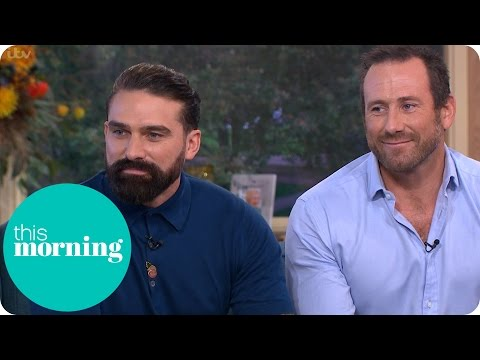 The SAS Boys On Swapping Wales For The Jungle | This Morning