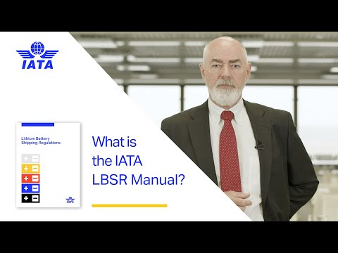 The 2022 changes in the 9th edition of the IATA Lithium Battery Shipping Regulations