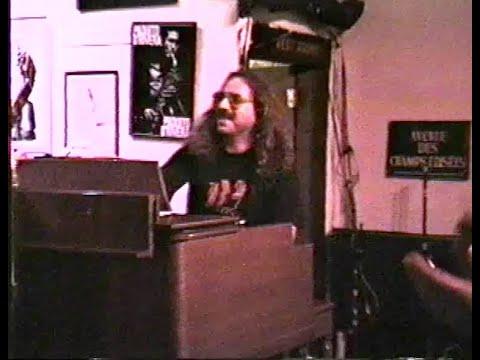 Pocket Funk JON HAMMOND Band with BERNARD PURDIE at Mikell's NY