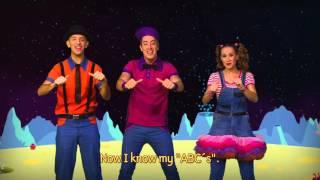 """Vídeo del tema THE ABC SONG de Pica-Pica, incluido en el CD + DVD """"..."""