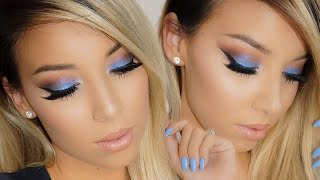 Bright and Bold Spring Makeup | Lustrelux