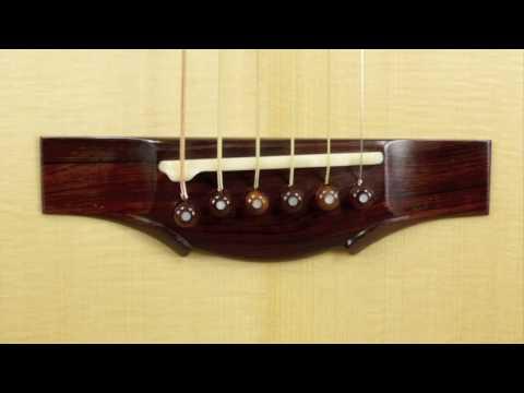Handmade Tippin Bravado Baritone From Dream Guitars