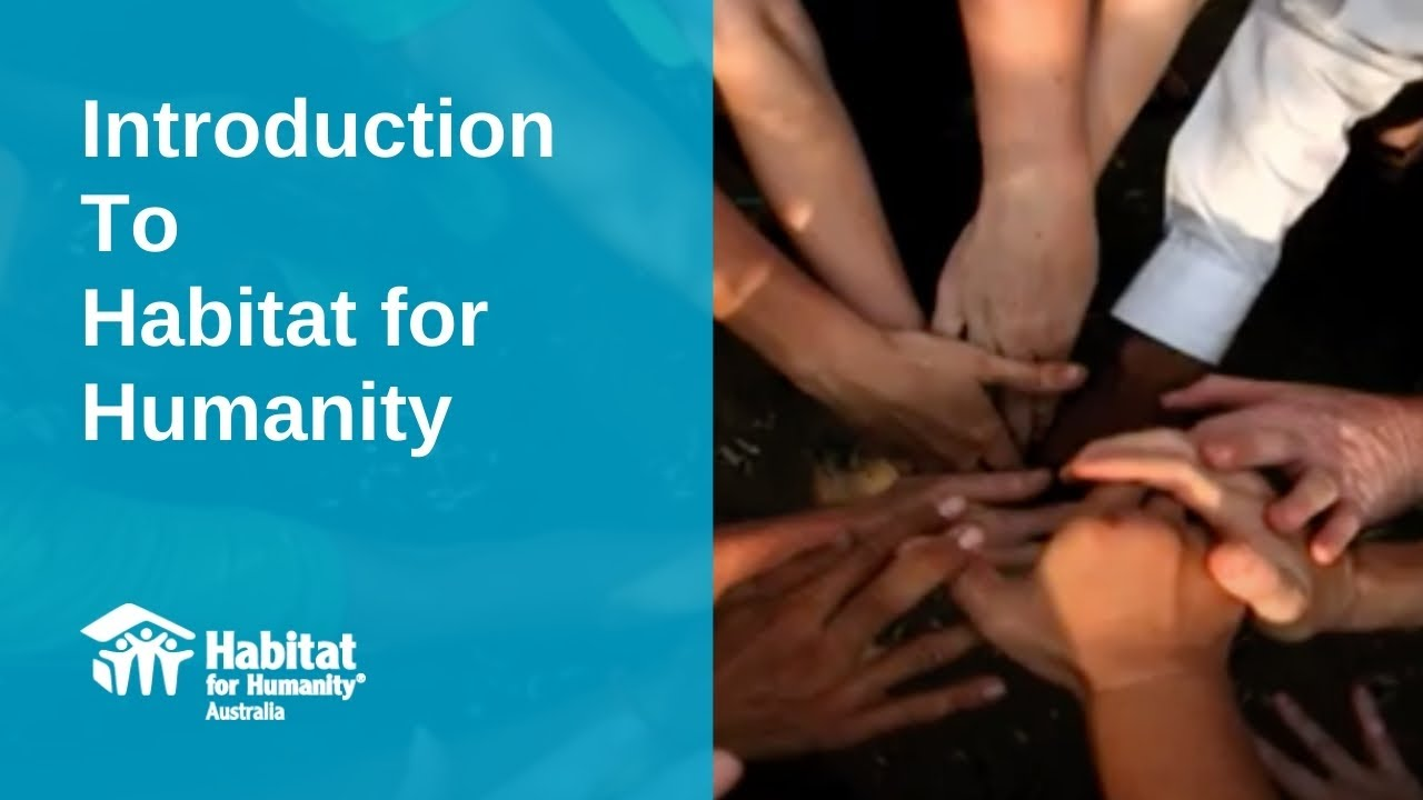Habitat for Humanity Australia Annual Report 2012 by