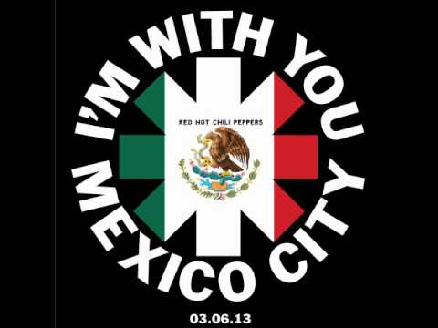 Red Hot Chili Peppers - Mexico City, Mexico, 06.03.2013 FULL SHOW