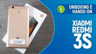 Xiaomi Redmi 3S: unboxing e primeiras impressões | TudoCelular.com