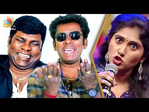 Ennama ippadi panreengale ma! Vadivel Balaji & Ramar Comedy Interview | Vijay TV Julie Movie