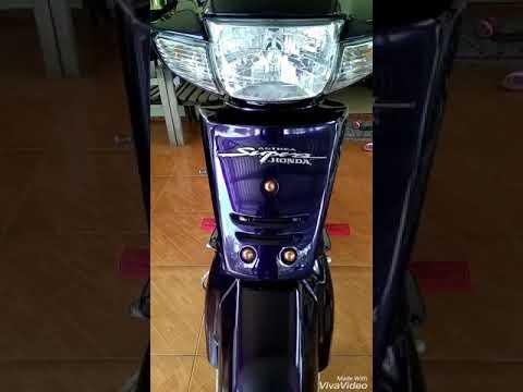 Modifikasi Supra X 100 Semarang part 2 (Ungaran)