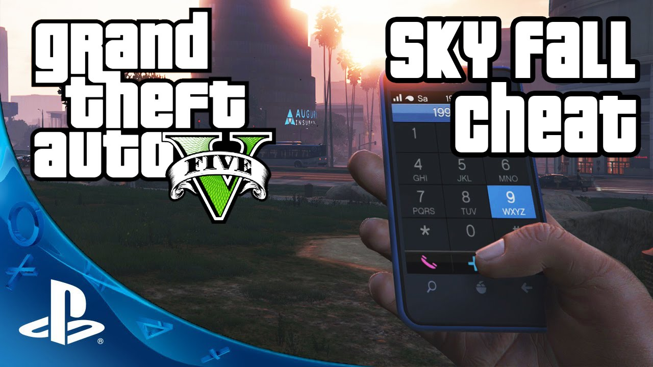 Gta 5 Next Gen Cell Phone Cheat Codes Skyfall Cheat