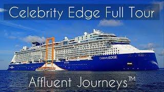 Celebrity Edge Full Tour