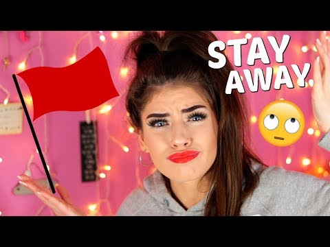 Red Flags In Dating You Should NEVER Ignore!! | Jessie B