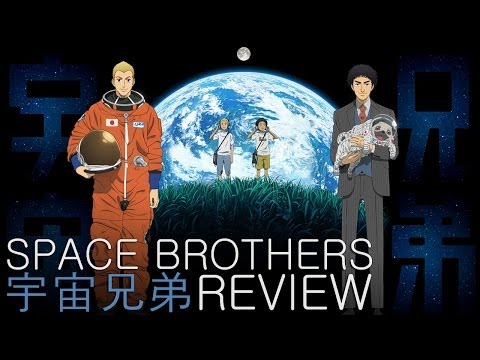 Space Brothers 宇宙兄弟 - Anime Review