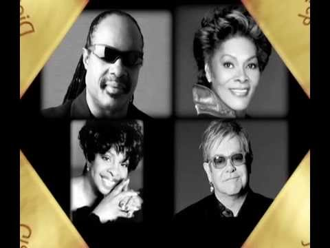 Dionne Warwick Stevie Wonder Elton John Gladys Knight - Thats What Friends Are For Mp3