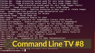 Command Line TV #8: Package managers
