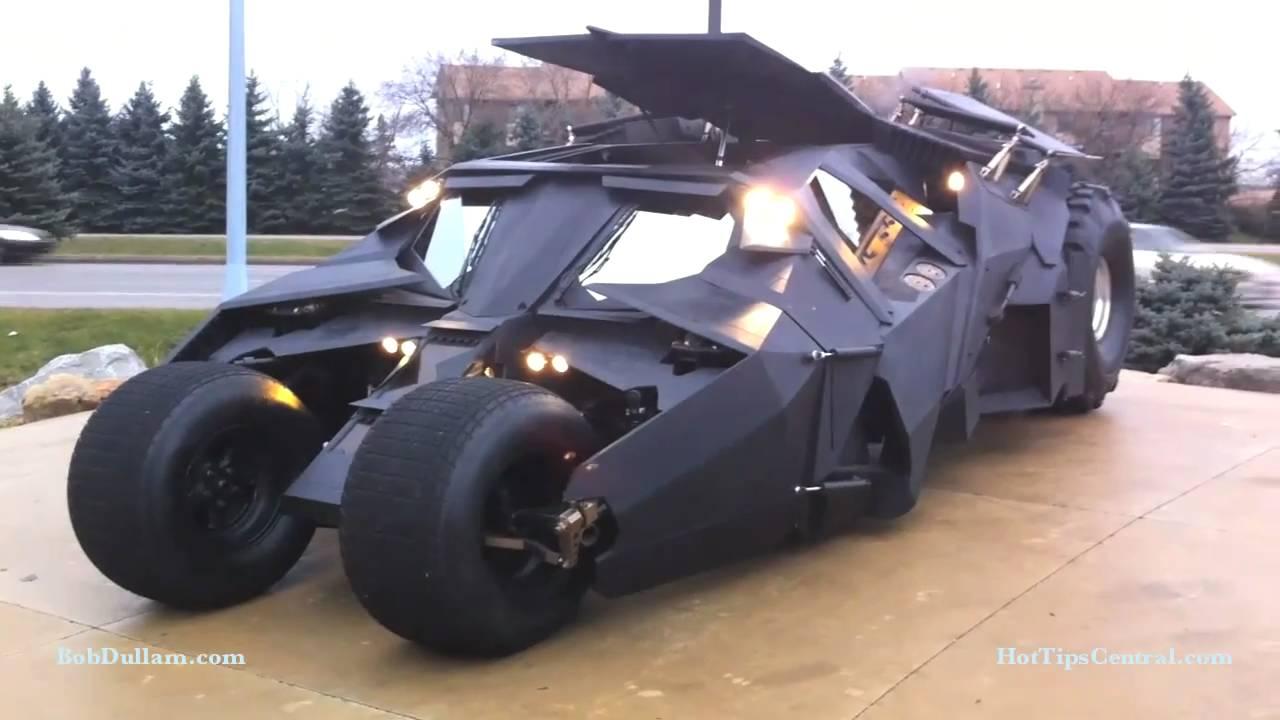 Batmobile Kit Car For Sale