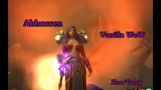 Abhorsen - The Old Kingdom - Vanilla Warlock PvP