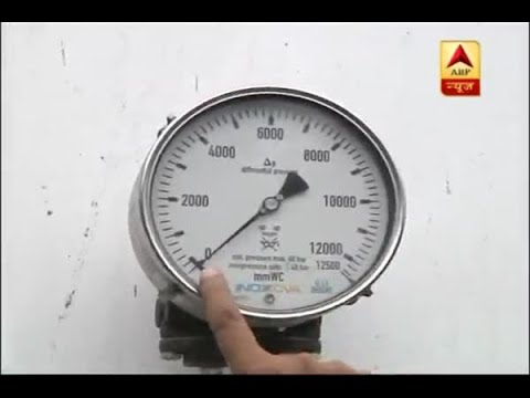 ABP News Report: Gorakhpur BRD hospital's Oxygen tank found empty