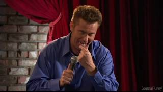 Brian Regan - I walked on the Moon (stand up comedy)
