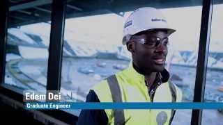 Graduate Engineer Edem Dei