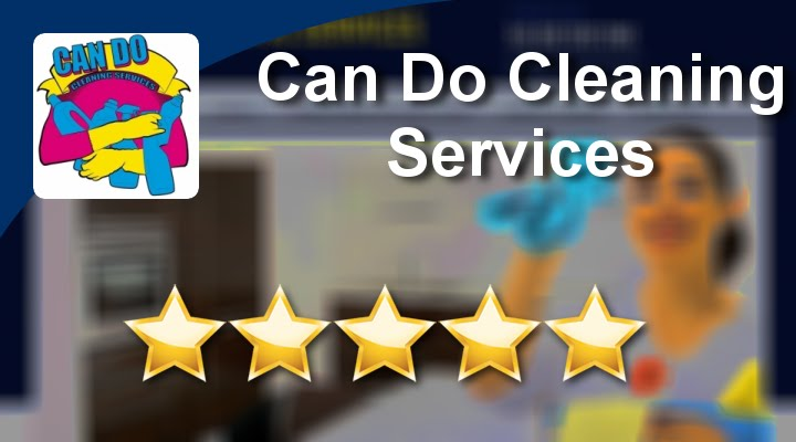 Can Do Cleaning Services Woolwich Superb Five Star Review by Anja ...