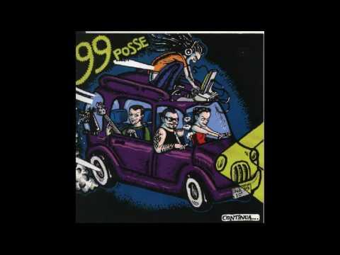 99 Posse - Rigurgito Antifascista Live (Na 99 10°)