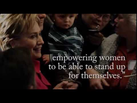 2013 Lantos Human Rights Prize - Hillary Rodham Clinton Tribute Video