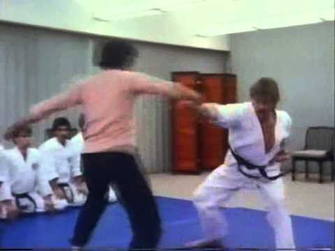 The Master: Okasa vs Black Belts Karate
