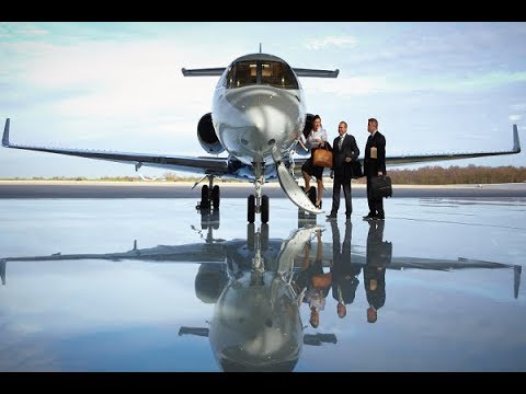 Private Jets: Best Safety and VIP Service - Classic Documentary