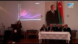 Ağdam Sosial İqtisad Kollecində tədbir
