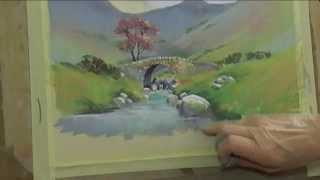 DVD - Pastel - Lingcove Bridge with Jenny Keal