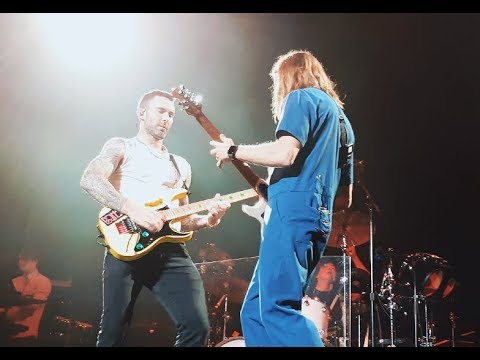 Maroon 5  - Red Pill Blues Tour - Madison Square Garden