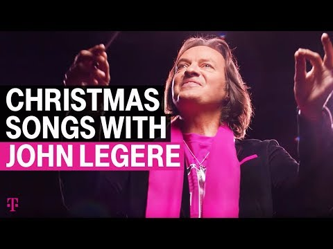 Watch T-Mobile CEO John Legere festively throw shade at rival carriers