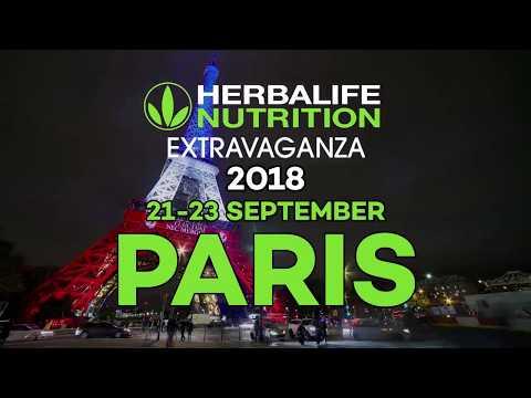 Extravaganza Herbalife Paris 2018