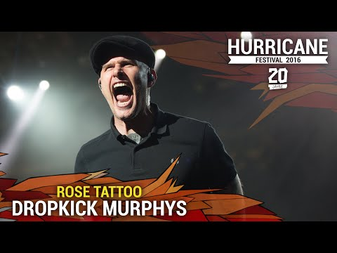 "Hurricane Festival 2016 | Dropkick Murphys - ""Rose Tattoo"""