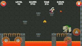 Nob's World - Super Adventure ✘ levels 89-90 screenshot 3