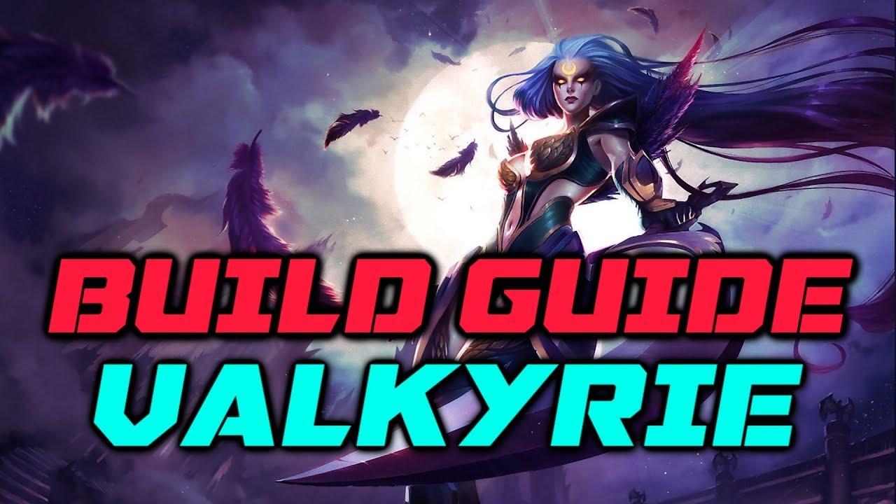 Pallegina, Herald of Hylea (Valkyrie) – Pillars of Eternity 2: POTD Build  Guide