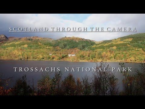 Trossachs National Park - Scotland Through The Camera