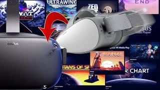 NO GO REQUIRED! Downloading Oculus Go APKs DIRECTLY to your PC (without an Oculus Go)