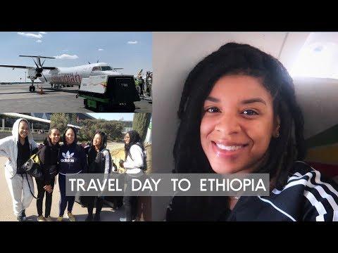 48 Hour Travel Day | NYC to Bahir Dar, Ethiopia