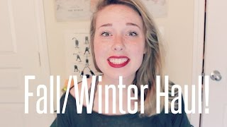 Another Fall Clothing Haul!(Urban Outfitters, American Eagle & More!) Thumbnail