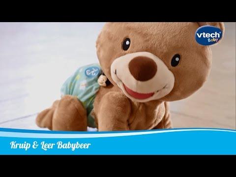 VTech - Kruip & Leer Babybeer