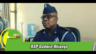 Police Officers Who Murdered Driver To Be Interdicted - Ashanti Reg. Police Command
