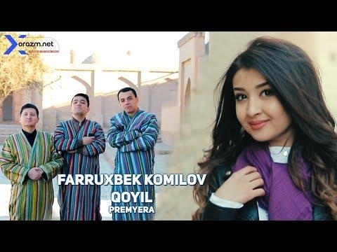 Farruxbek Komilov - Qoyil   Фаррухбек Комилов - Койил