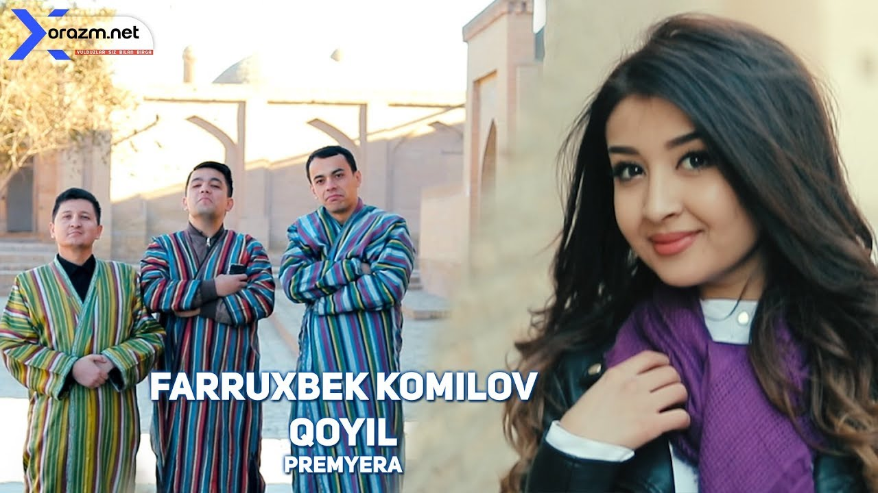 Farruxbek Komilov - Qoyil | Фаррухбек Комилов - Койил