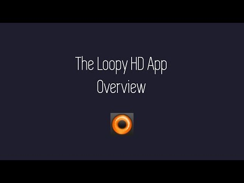 Loopy HD App Overview | A Mobile Looper