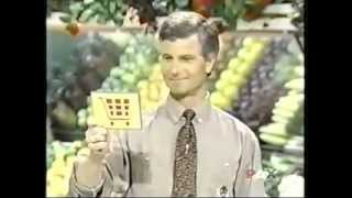 Supermarket Sweep (1994) | Ed & Toni vs. Anissa & Sybil vs. Jean & Dawna