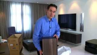 Monitor Audio speakers - Bronze BX1 BX2 BX5 BX6 review - unboxing  - dutch Resimi