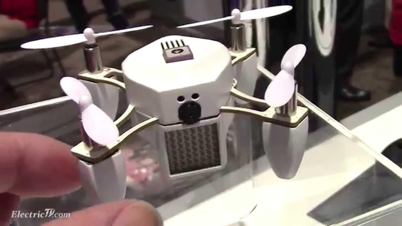 ZANO Nano Quadcopter Camera Drone
