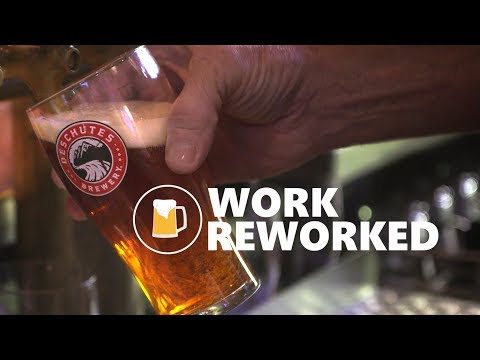 Work Reworked: Technology for better beer, now on tap at Deschutes Brewery