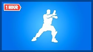 FORTNITE TAI CHI EMOTE 1 HOUR RELAXING MUSIC